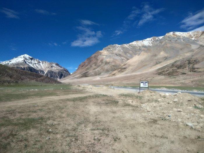 Dorje camps