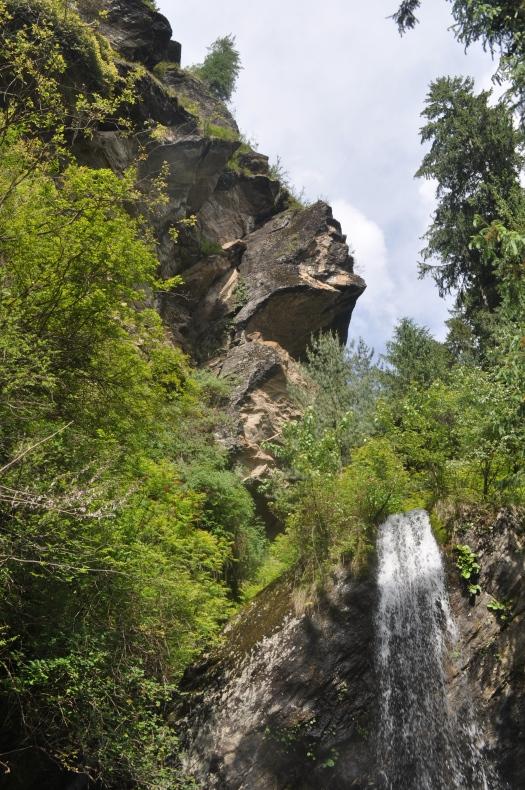Jana waterfalls near Manali