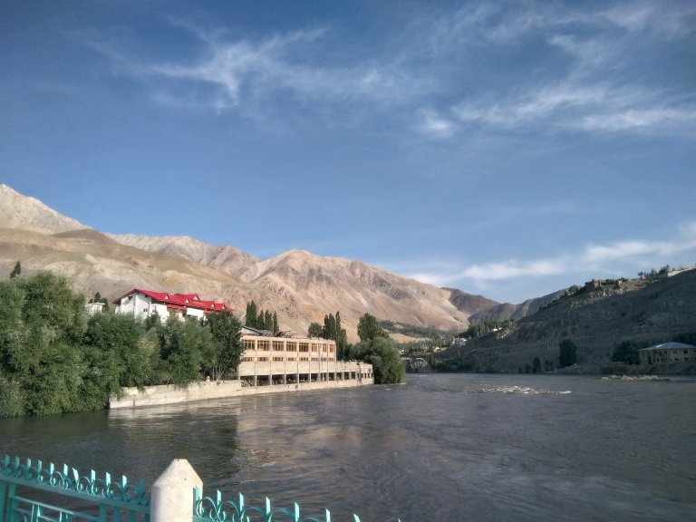Kargil Suru River