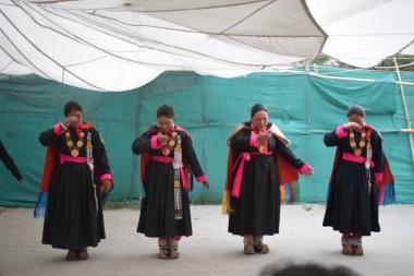 Nubra cultural event