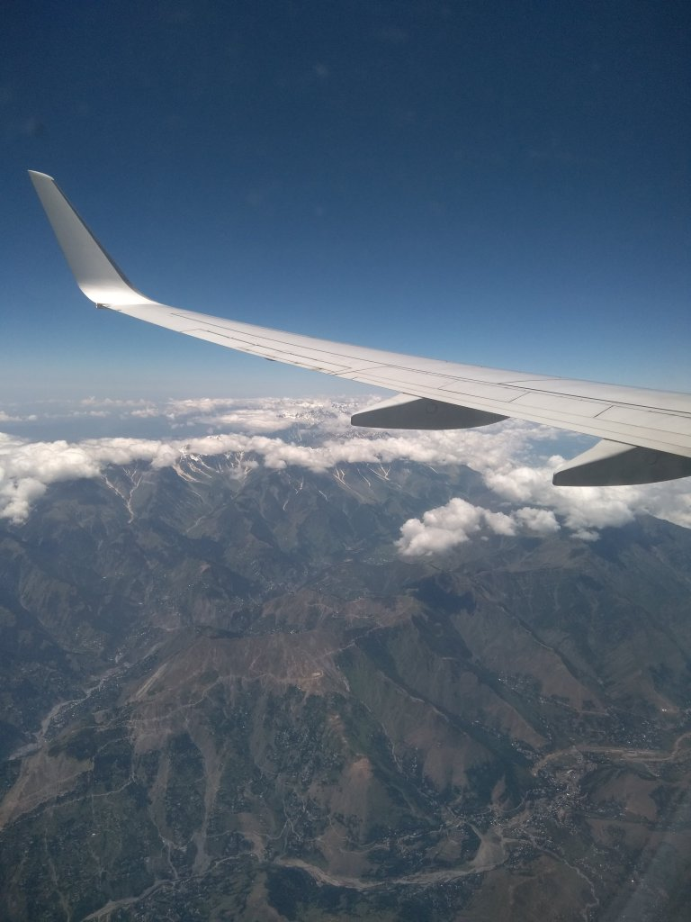 Srinagar Flight