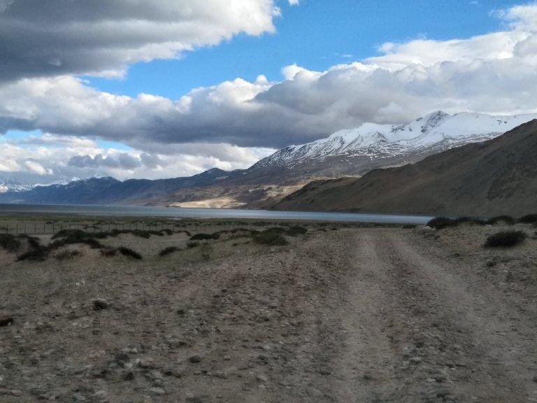 Tso Moriri road