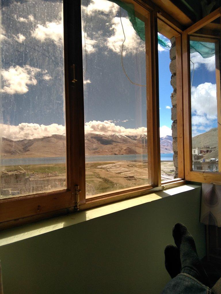 Tso Moriri - The window of happiness