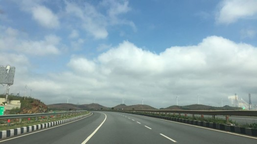 Bangalore to Gurgaon: Rajasthan highway
