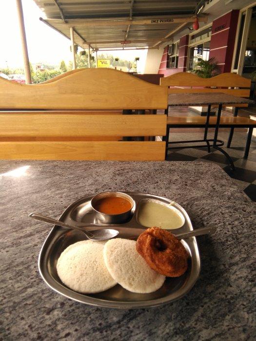 Bangalore to Gurgaon: south Indian breakfast