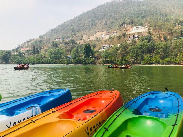 Bhimtal Lake-3