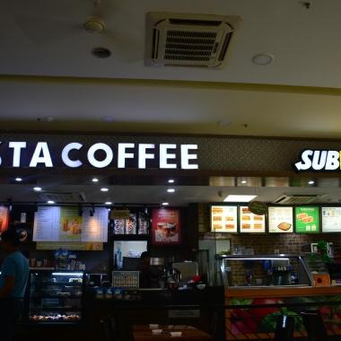 Food court on Yamuna Expressway-3