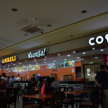 Food court on Yamuna Expressway-2