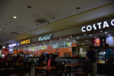 Food court on Yamuna Expressway-2