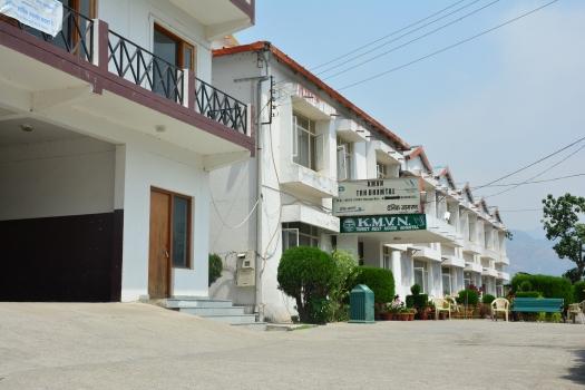 kmvn bhimtal - stay after Munsiyari  trip