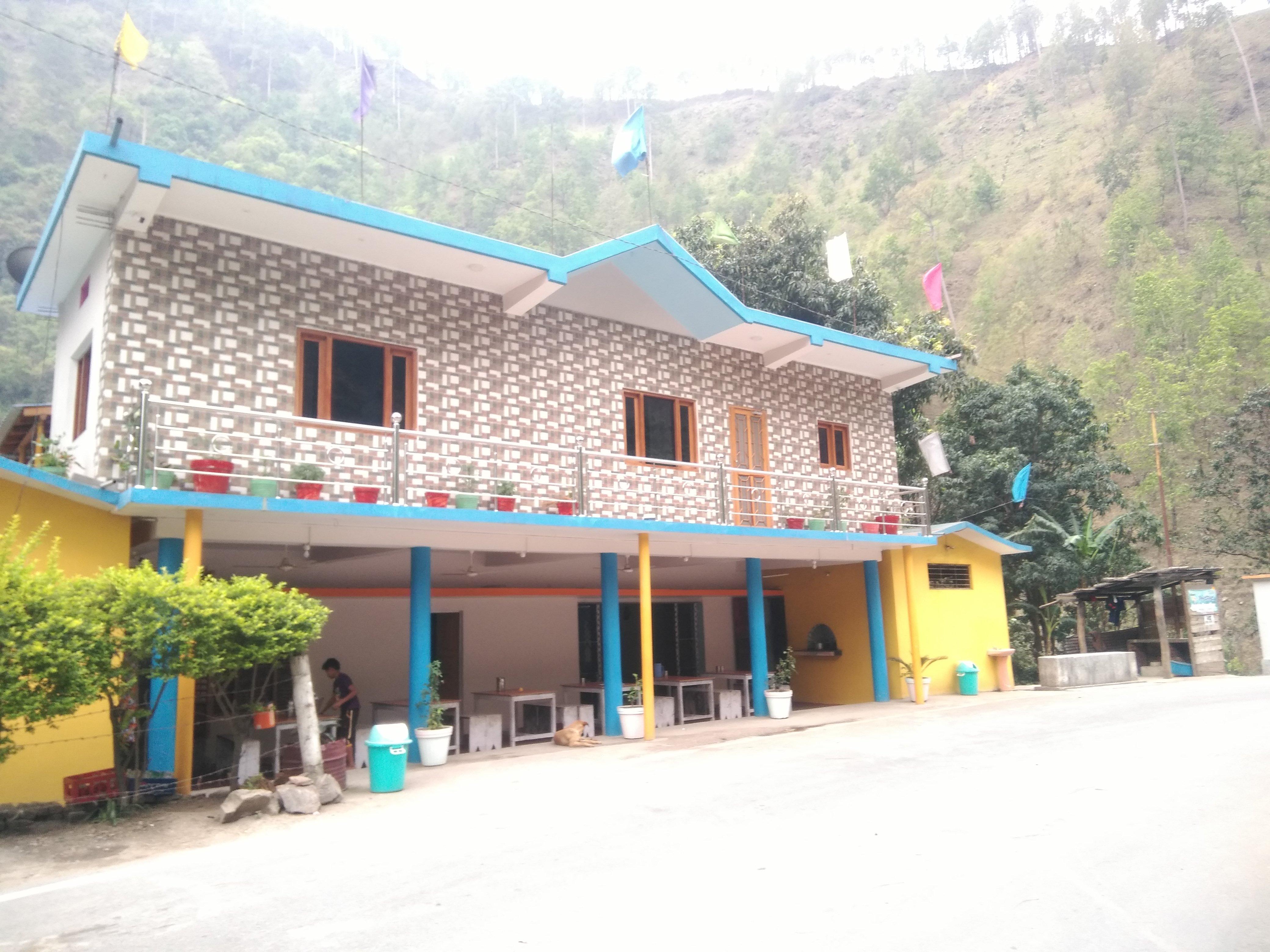 Sheraghat restaurant