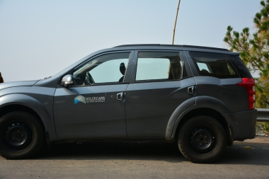XUV... a beast on Steroids