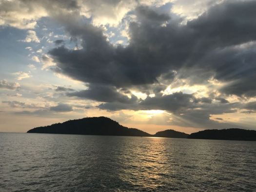 Mesmerizing songs of Sunset view