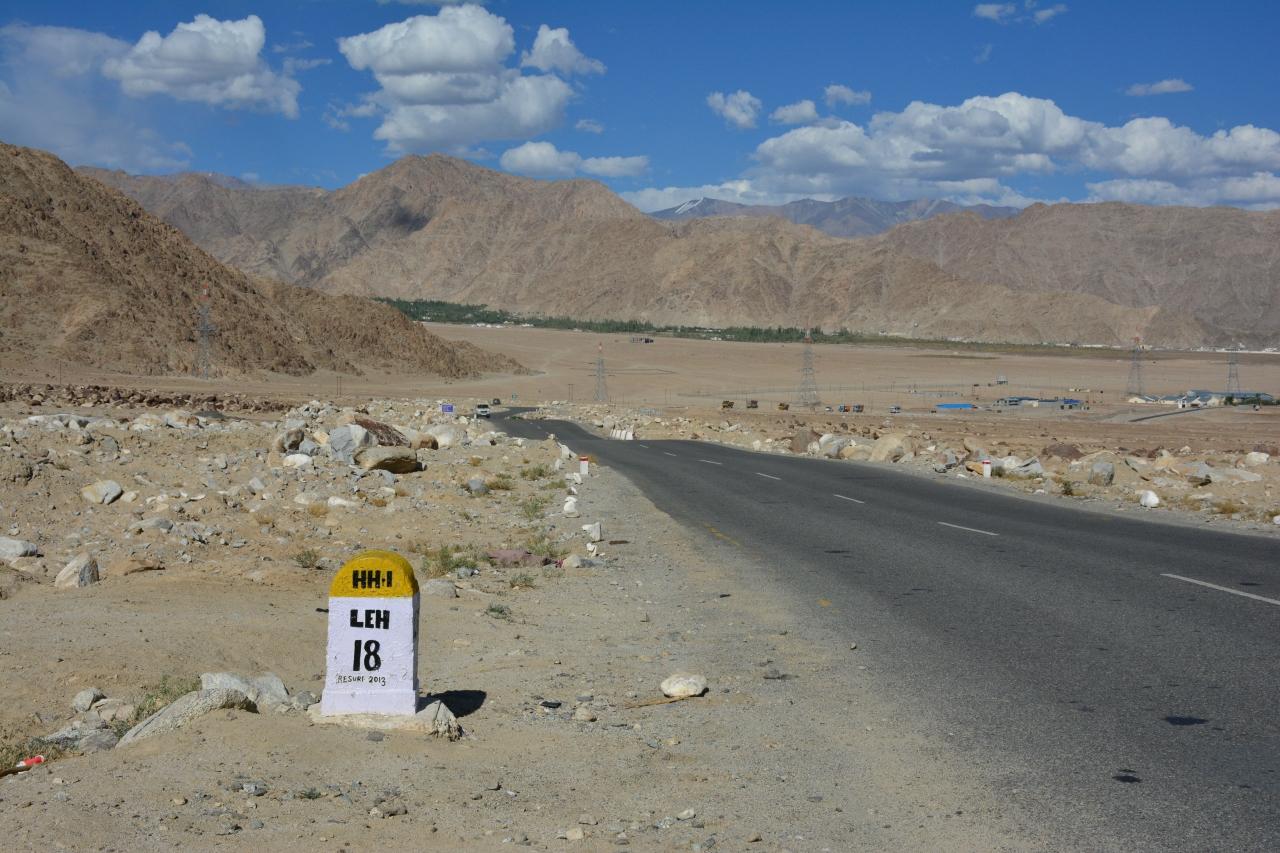 Ladakh – A Land Bornlost…