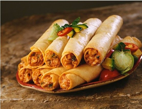 boti chicken rolls