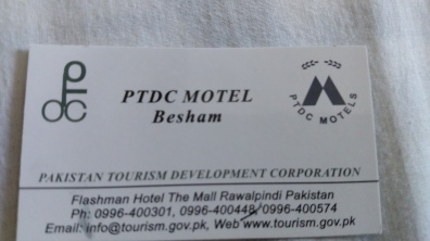 PTDC Motel, Besham City