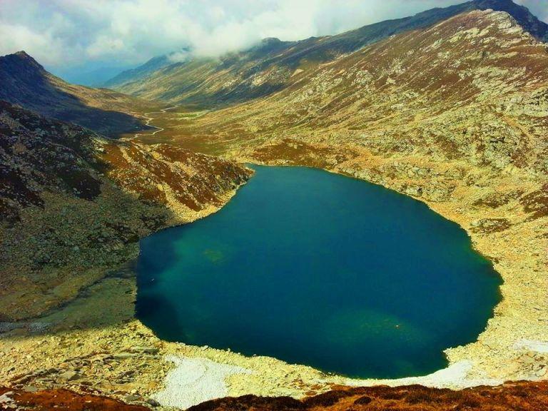 Saidgai Lake