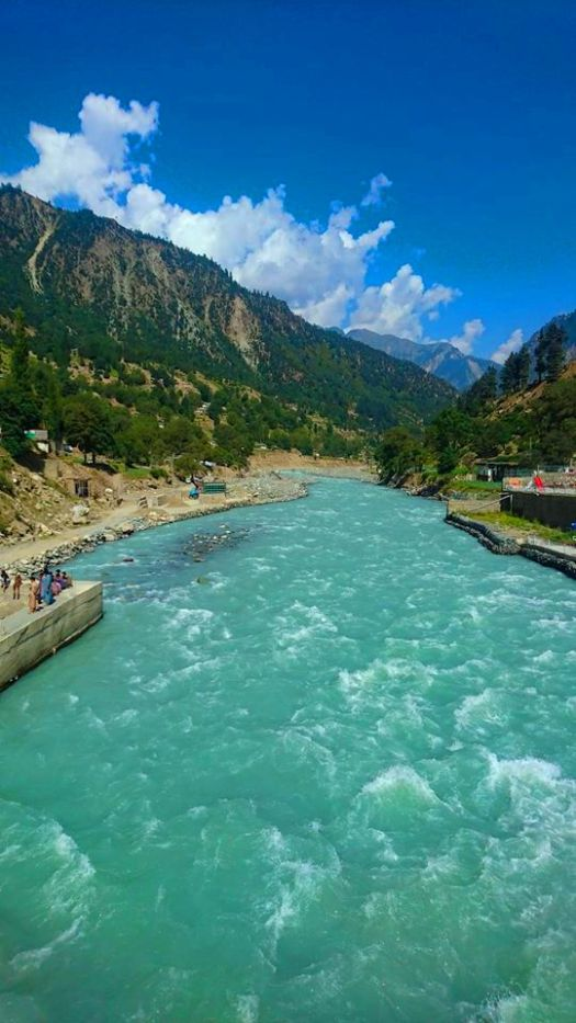 swat river, Pakistan