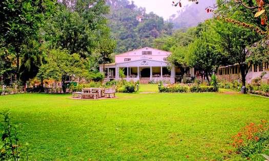 white palace Marghuzar Valley, Pakistan