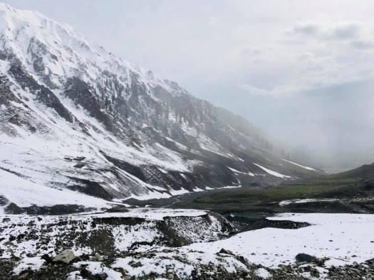 Bargoi top, Pakistan