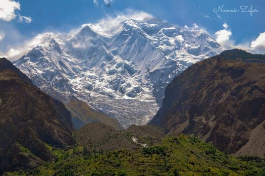 Rakaposhi Point View, Pakistan