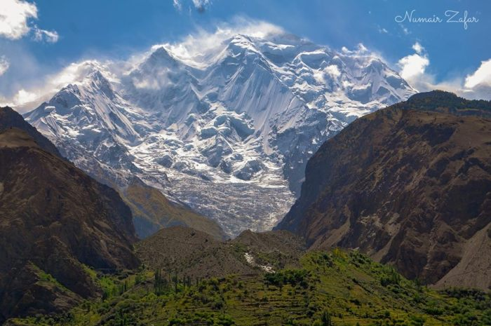 Rakaposhi Point View