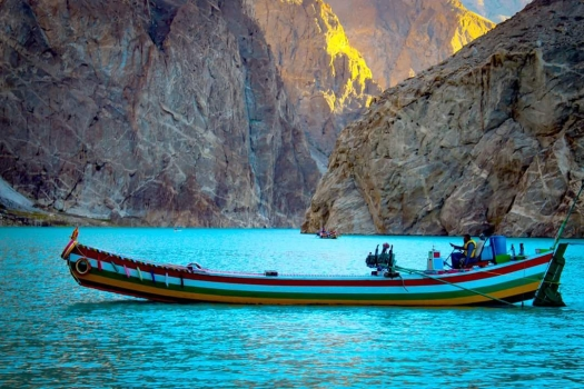 Attabad lake 2