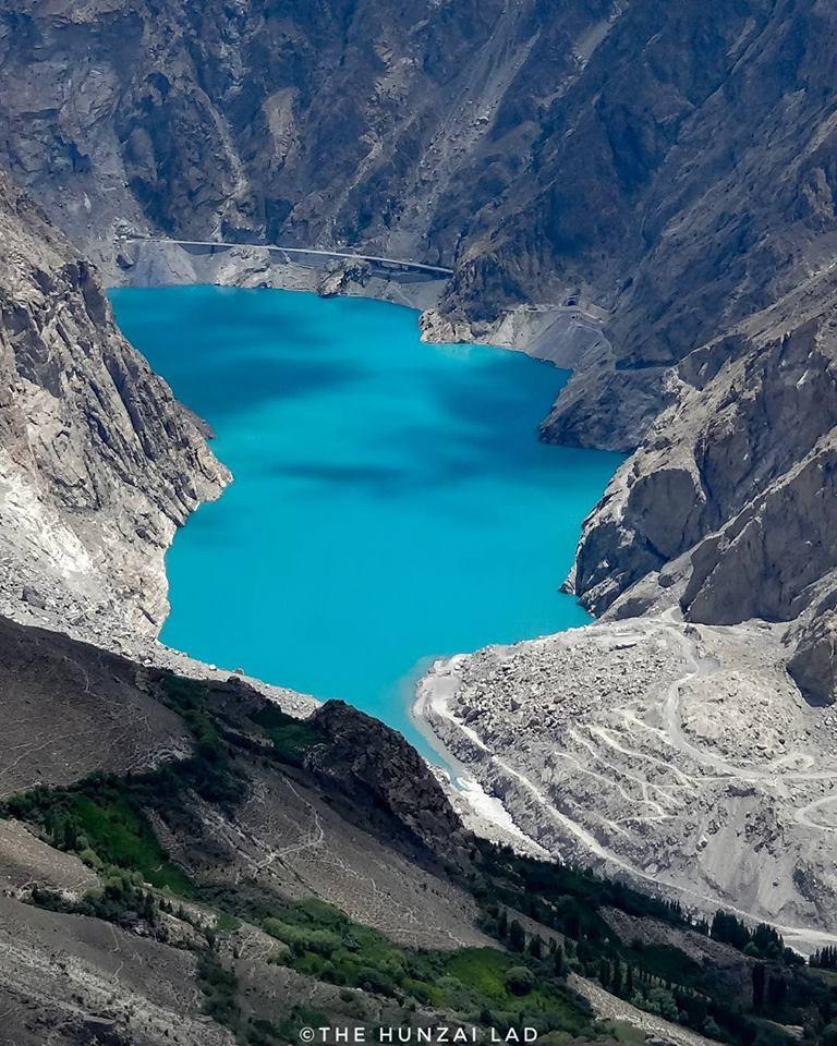 Attabad lake3