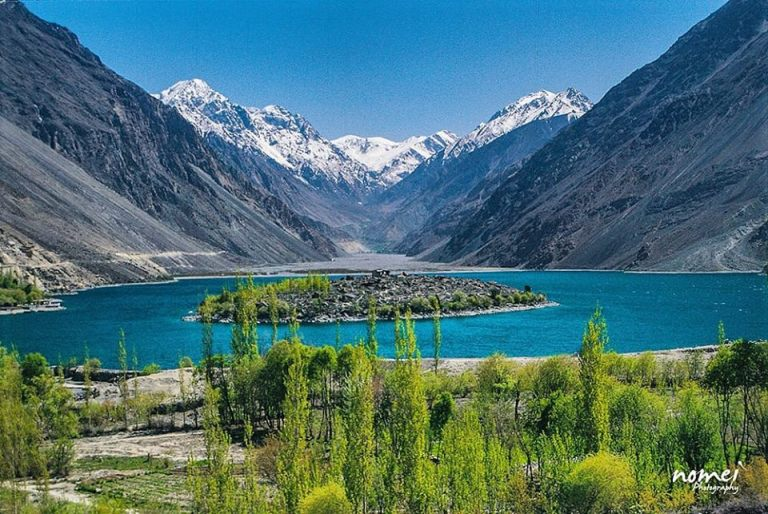 satpara lake