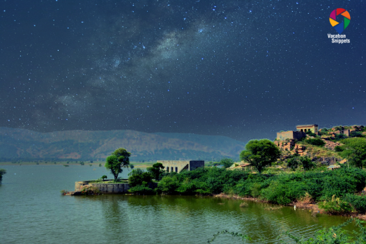 Jaisamand Lake view, Alwar