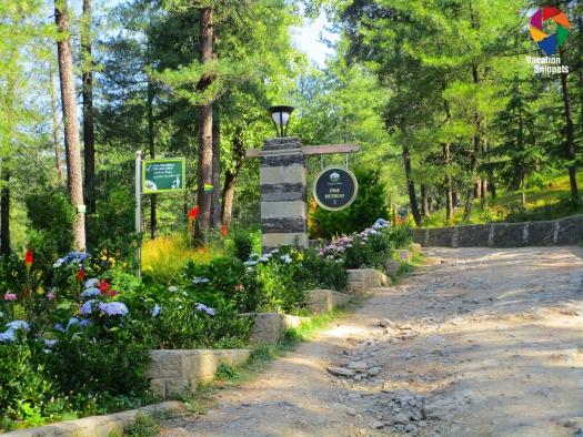 Craignano Nature Park